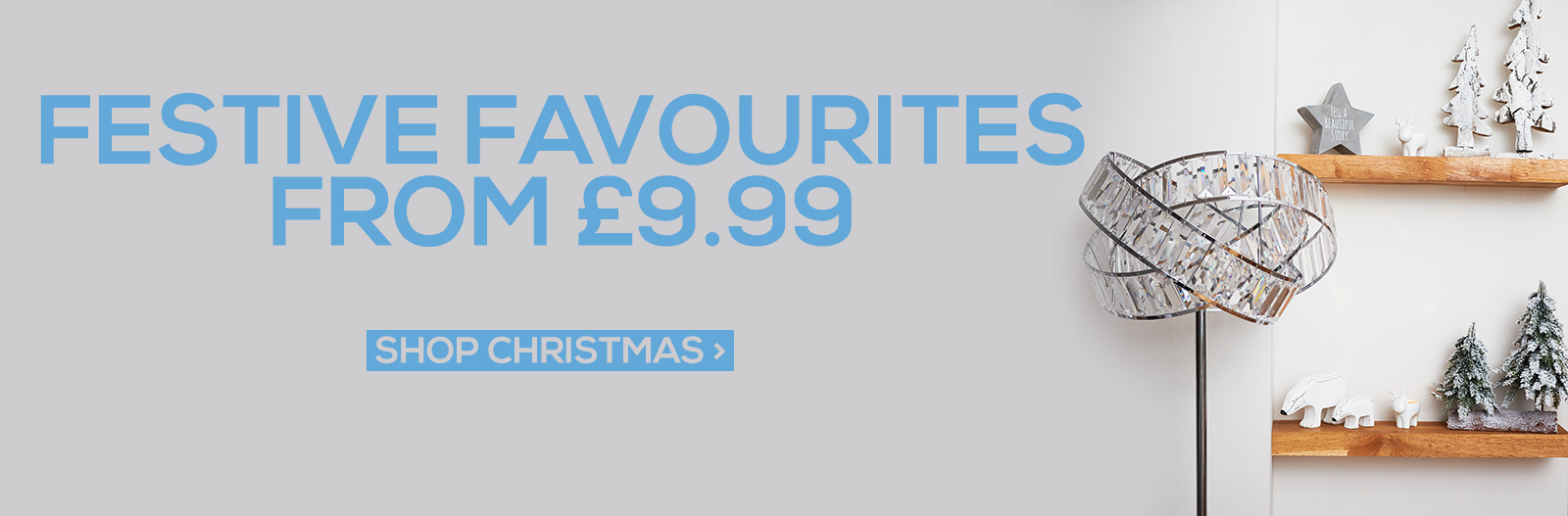 Festive Favourites From £9.99