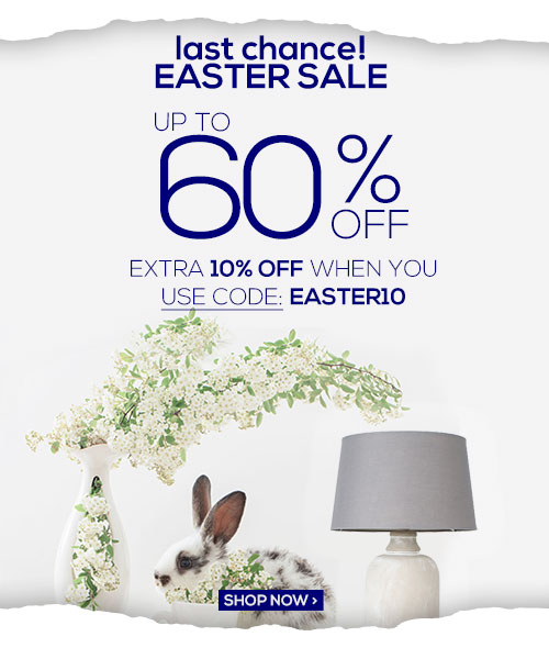 Last Chance Easter Sale - Value