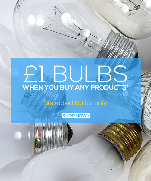 £1 Bulbs - Value