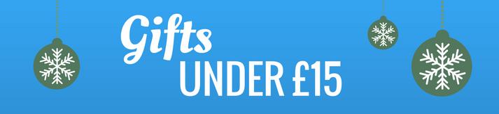 Under £15
