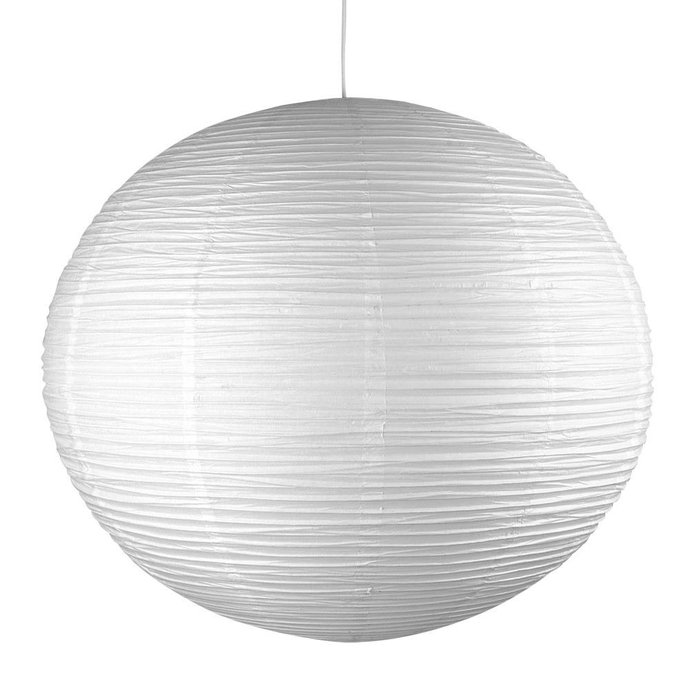 Large 90cm white rice paper sphere ceiling light pendant shade minisun light large 90cm white paper globe ceiling mozeypictures Images