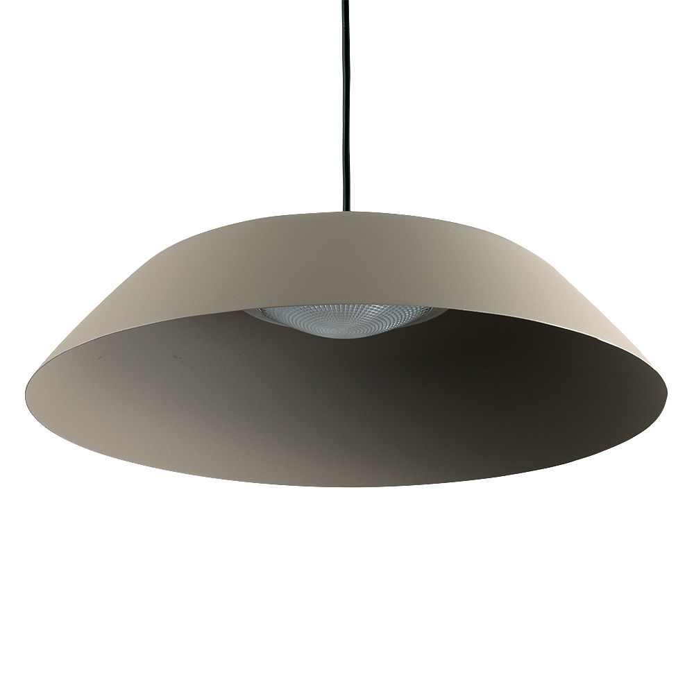 Philips Grey Metal LED Ceiling Light Fitting Suspended