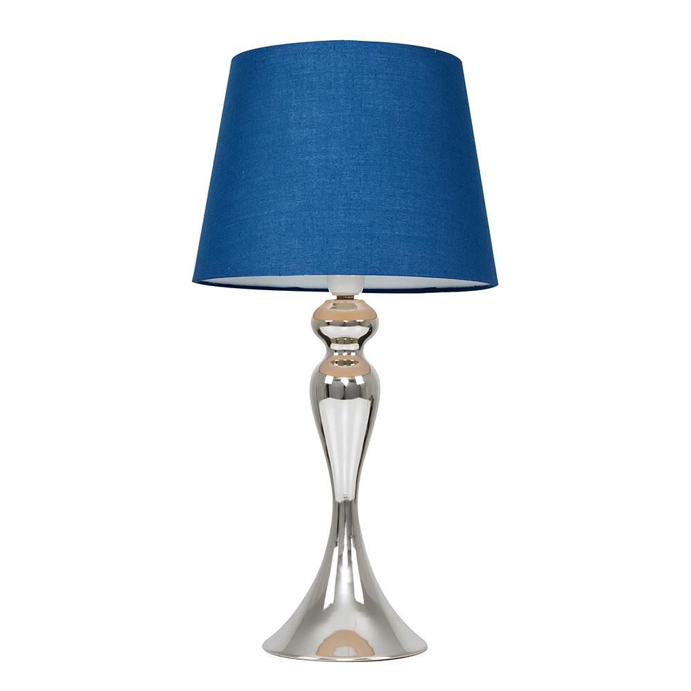 Faulkner Chrome Touch Table Lamp Aspen