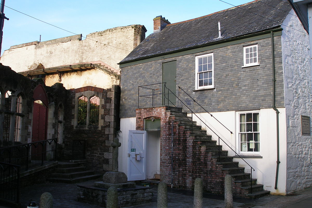 An obession with LIGHT - William Murdoch's gas property in Redruth from 1792