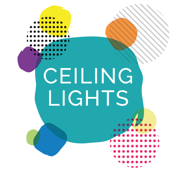 Pairs Ceiling Lights