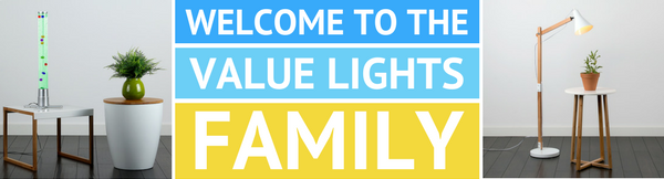Welcome to the Value Lights Family