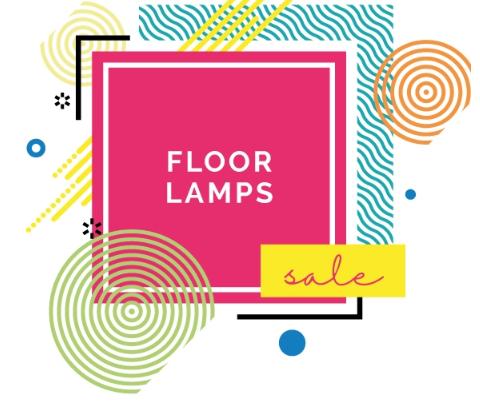 Floor lamps sale