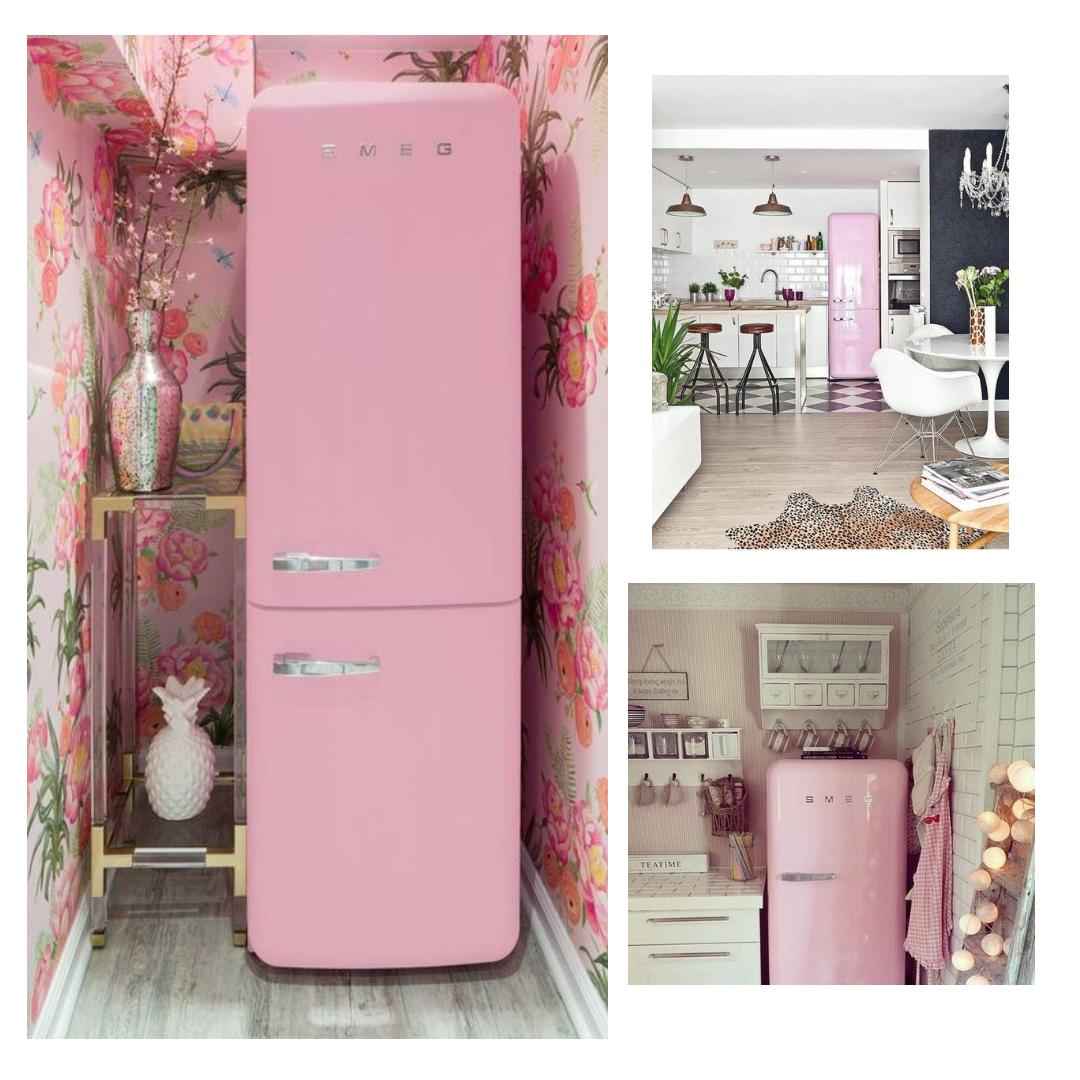 Pink Fridges