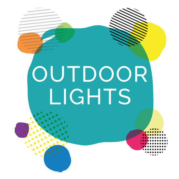 Pairs Outdoor Lights