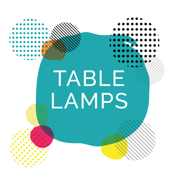 Pairs Table Lamps
