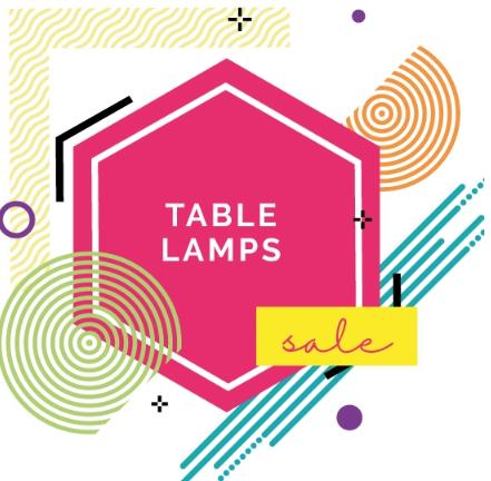 table lamps sale